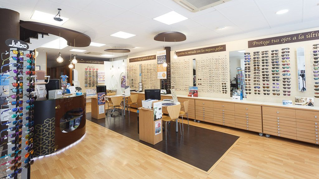 optica Andorra Teruel interior