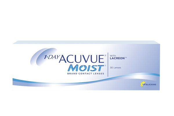 Lentillas 1 day Acuvue Moist