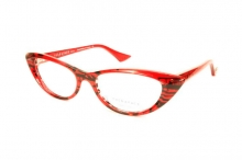 Face a Face PUNK HER 2 Col. 1214 Rojo y Cristal